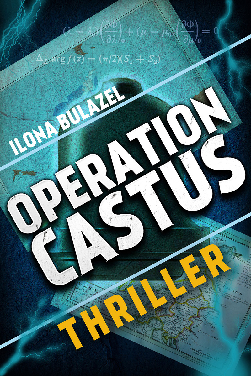 Ilona Bulazel - Operation Castus